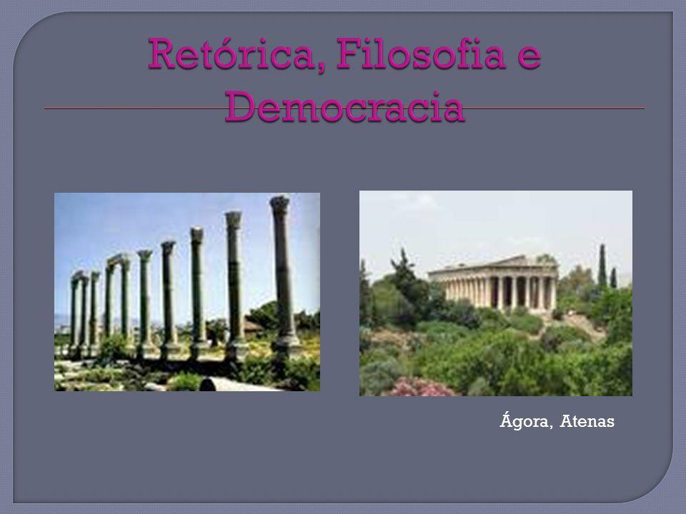 Retórica, Filosofia e Democracia
