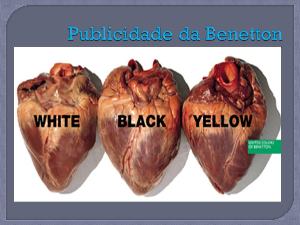 Publicidade da Benetton