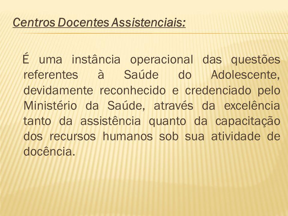 Centros Docentes Assistenciais: