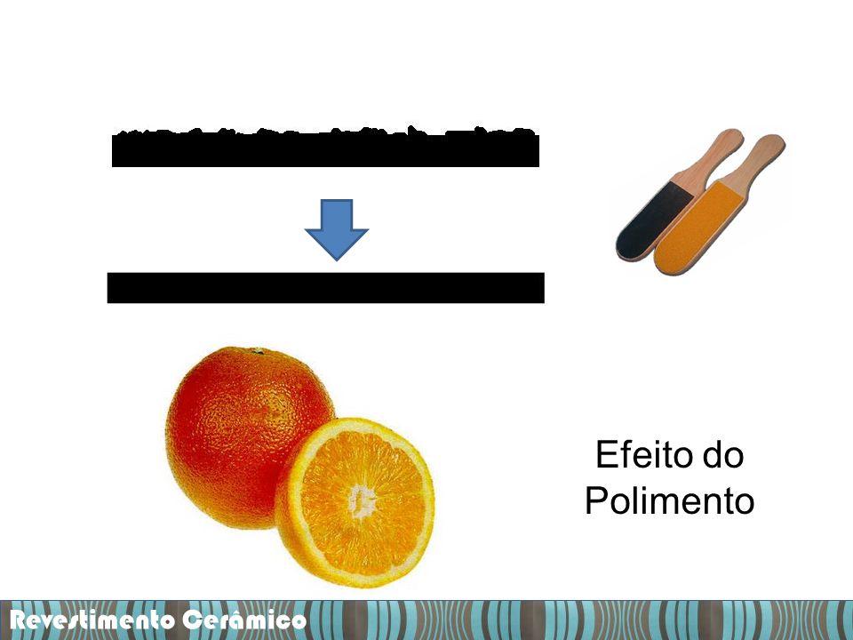Efeito do Polimento Revestimento Cerâmico
