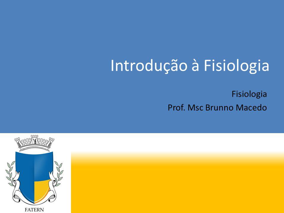 Introdução à Fisiologia