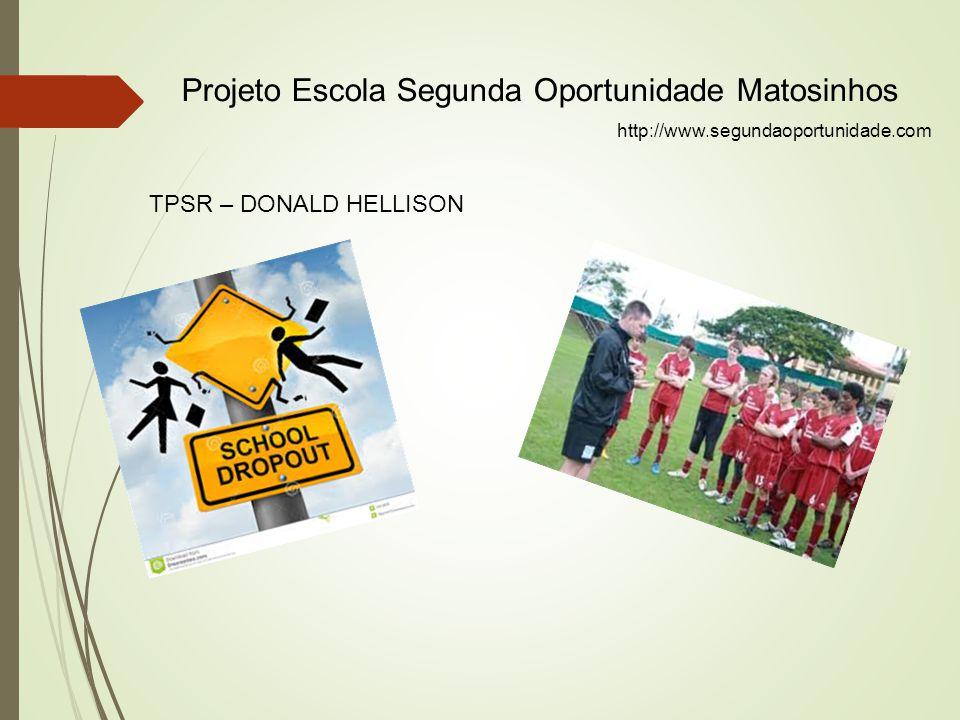 Projeto Escola Segunda Oportunidade Matosinhos