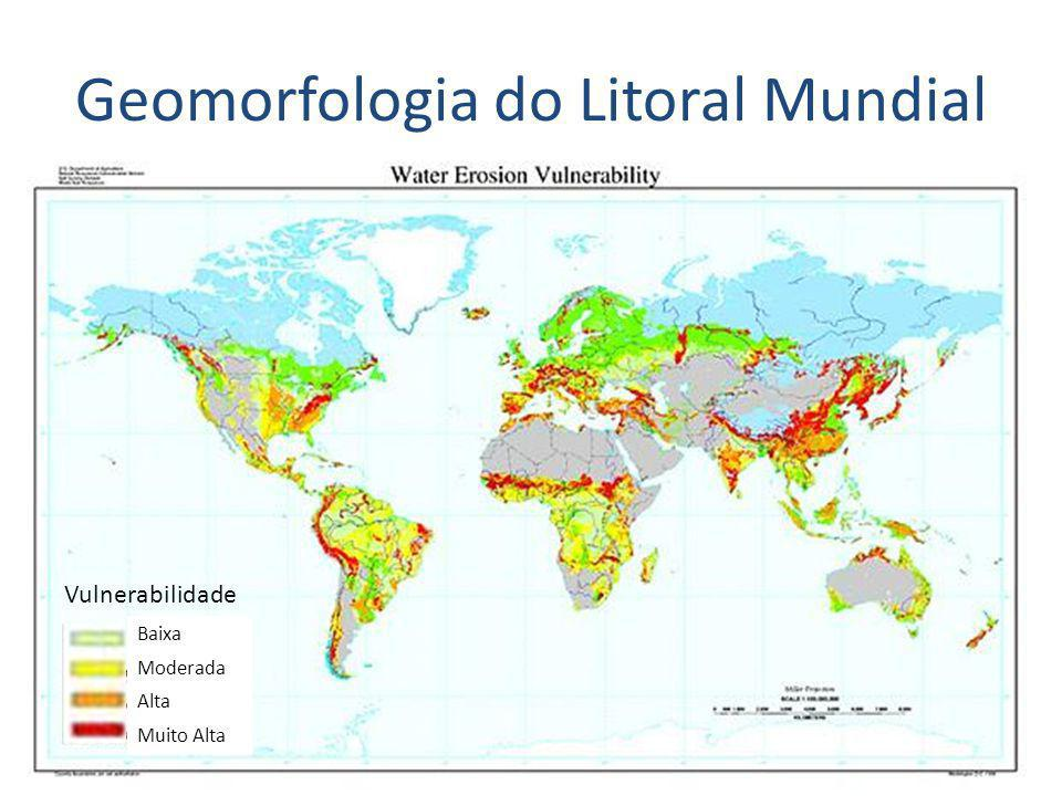 Geomorfologia do Litoral Mundial