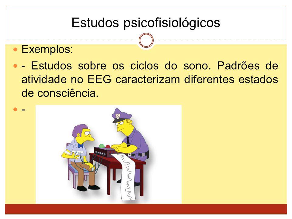Estudos psicofisiológicos