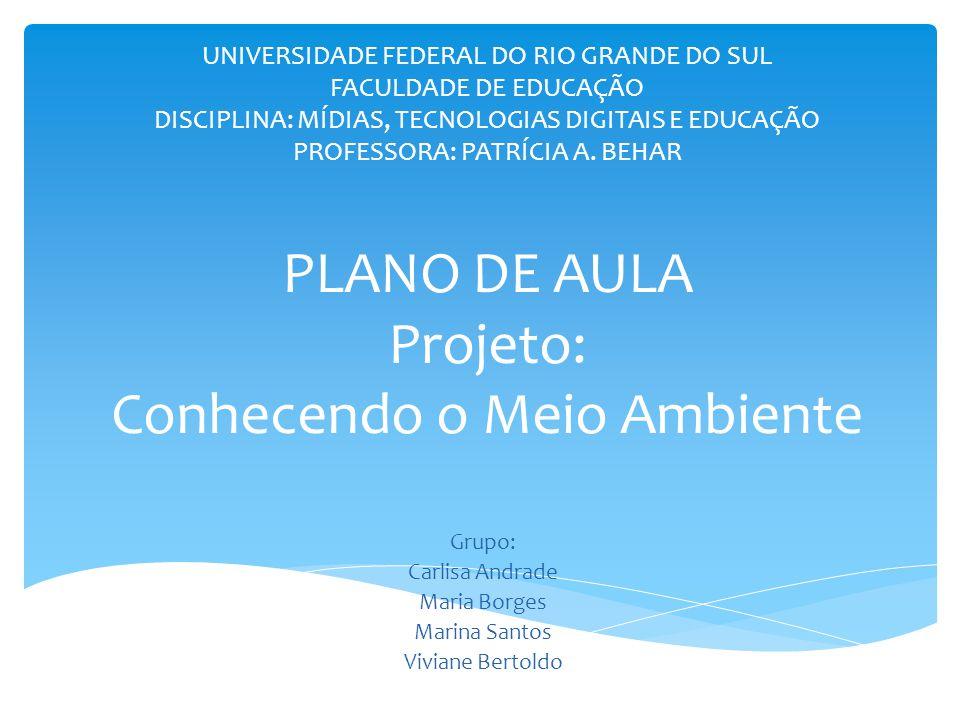 Grupo: Carlisa Andrade Maria Borges Marina Santos Viviane Bertoldo