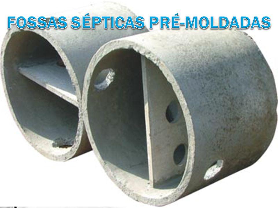FOSSAS SÉPTICAS PRÉ-MOLDADAS