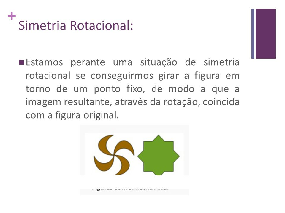 Simetria Rotacional: