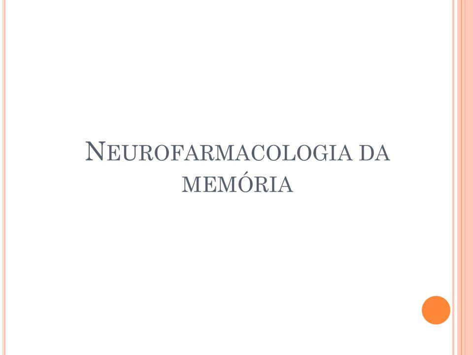 Neurofarmacologia da memória