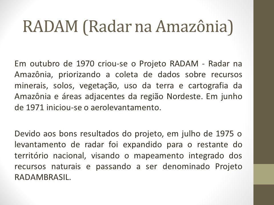 RADAM (Radar na Amazônia)