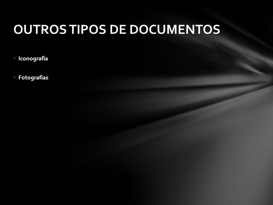 OUTROS TIPOS DE DOCUMENTOS