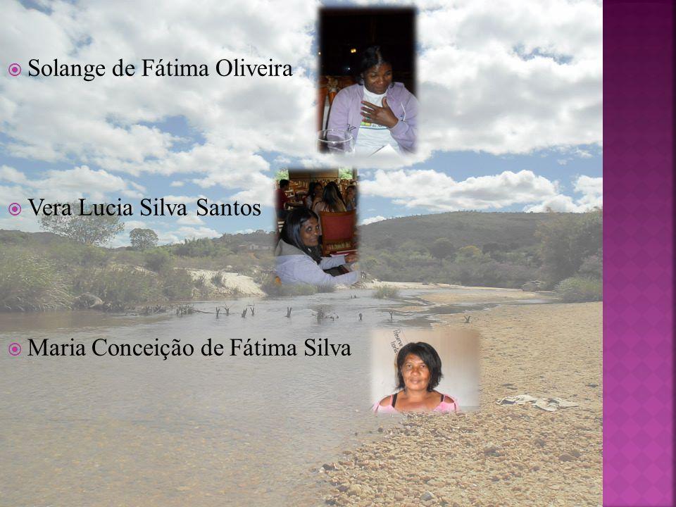 Solange de Fátima Oliveira