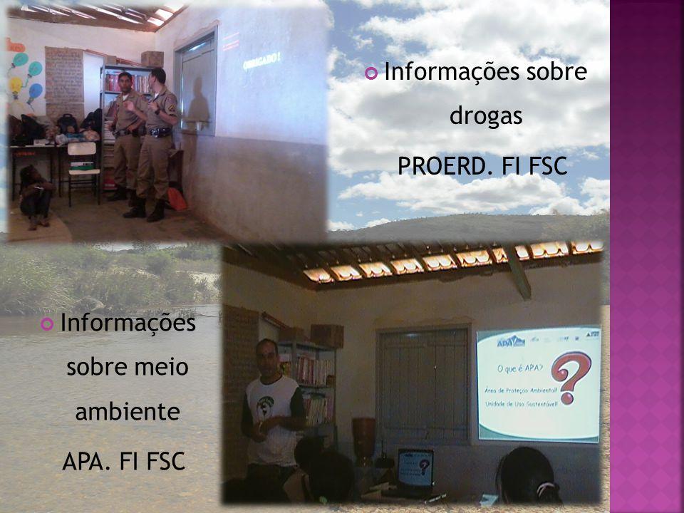 Informações sobre drogas