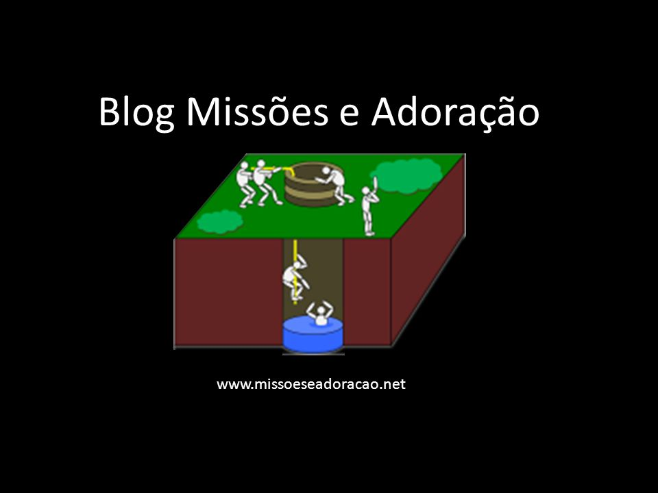 Blog Missões e Adoração