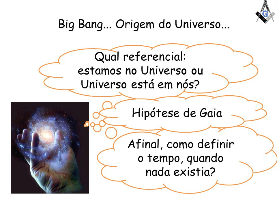 Big Bang... Origem do Universo...