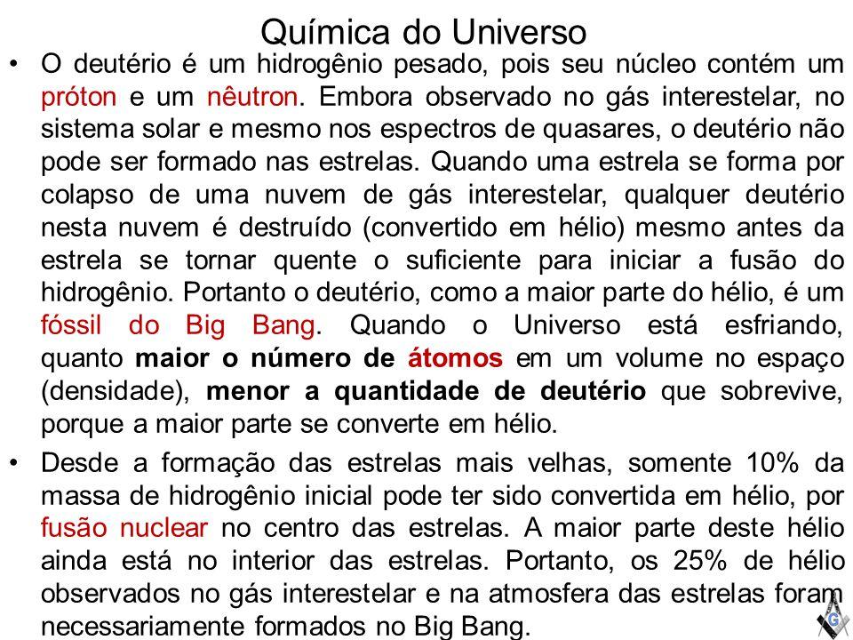 Química do Universo