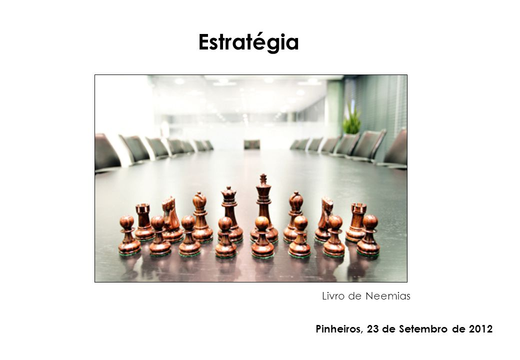 Pinheiros, 23 de Setembro de 2012