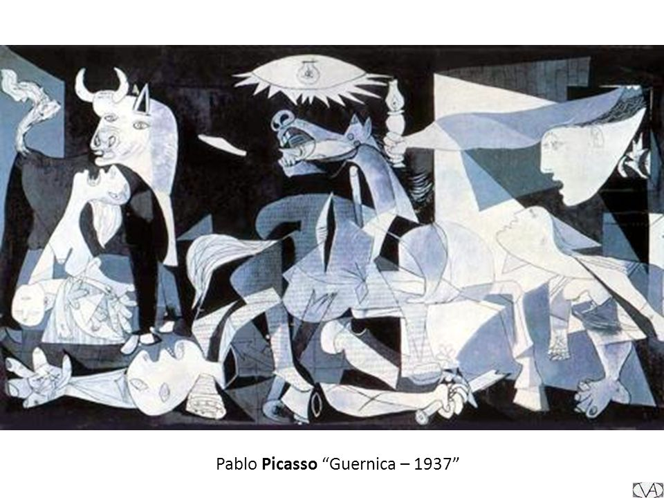 Pablo Picasso Guernica – 1937