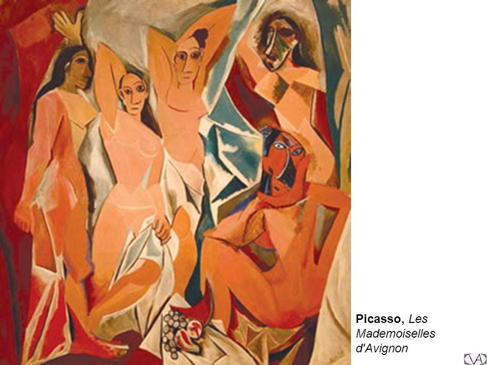 Picasso, Les Mademoiselles d Avignon