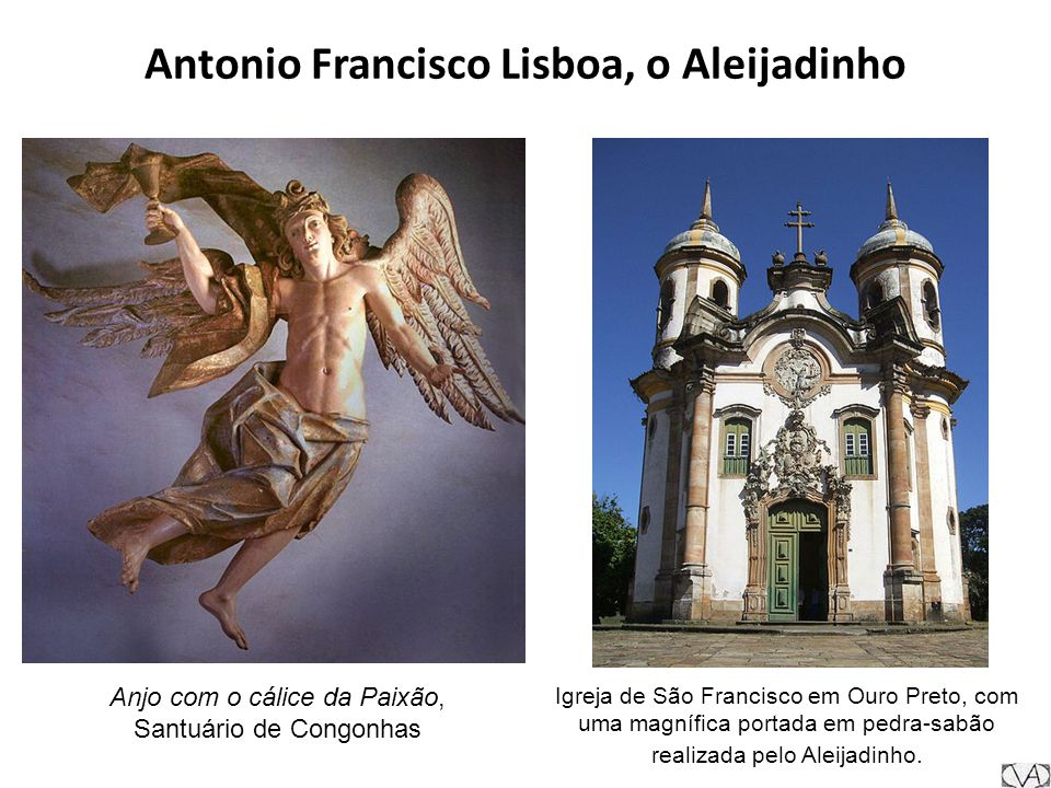 Antonio Francisco Lisboa, o Aleijadinho