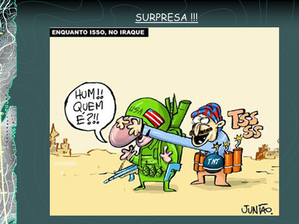 SURPRESA !!!