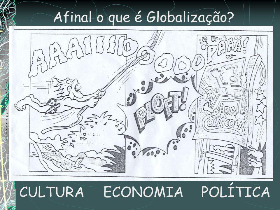 Afinal o que é Globalização