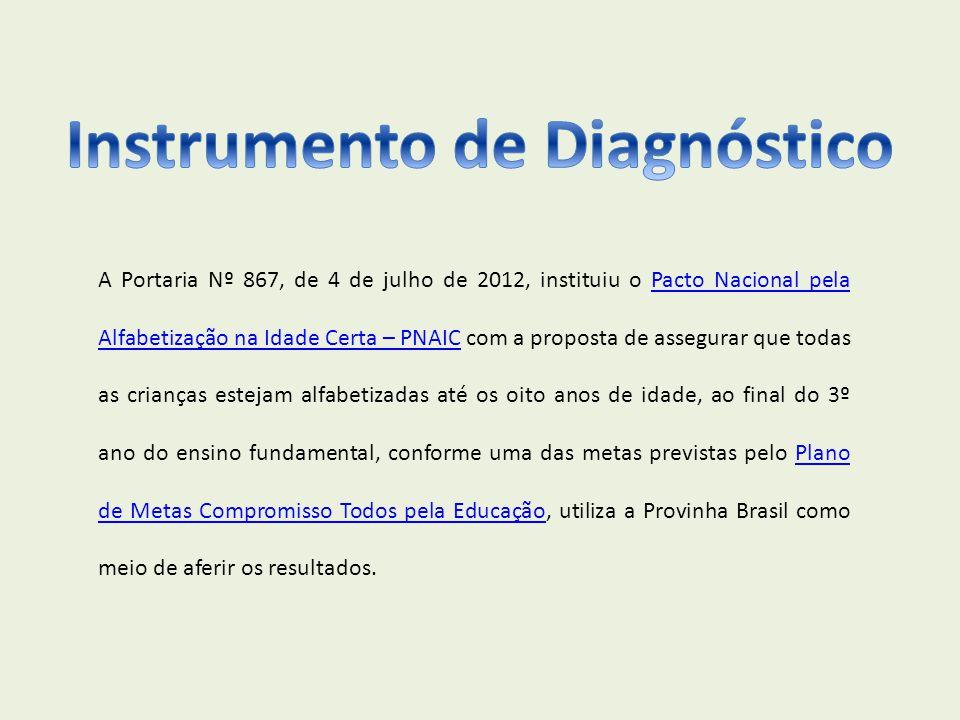 Instrumento de Diagnóstico