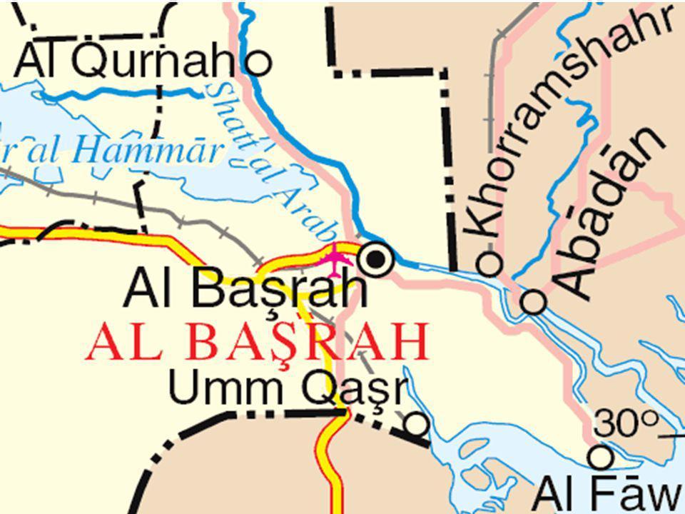 A questão do Iraque-Afeganistão
