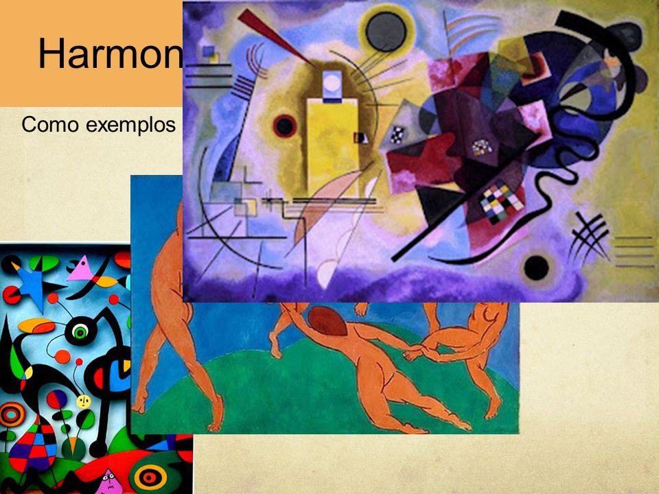 Harmonias de complementares