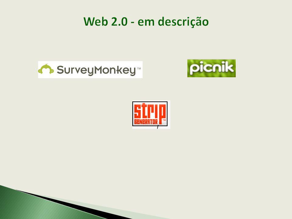 Web 2.0 - em descrição