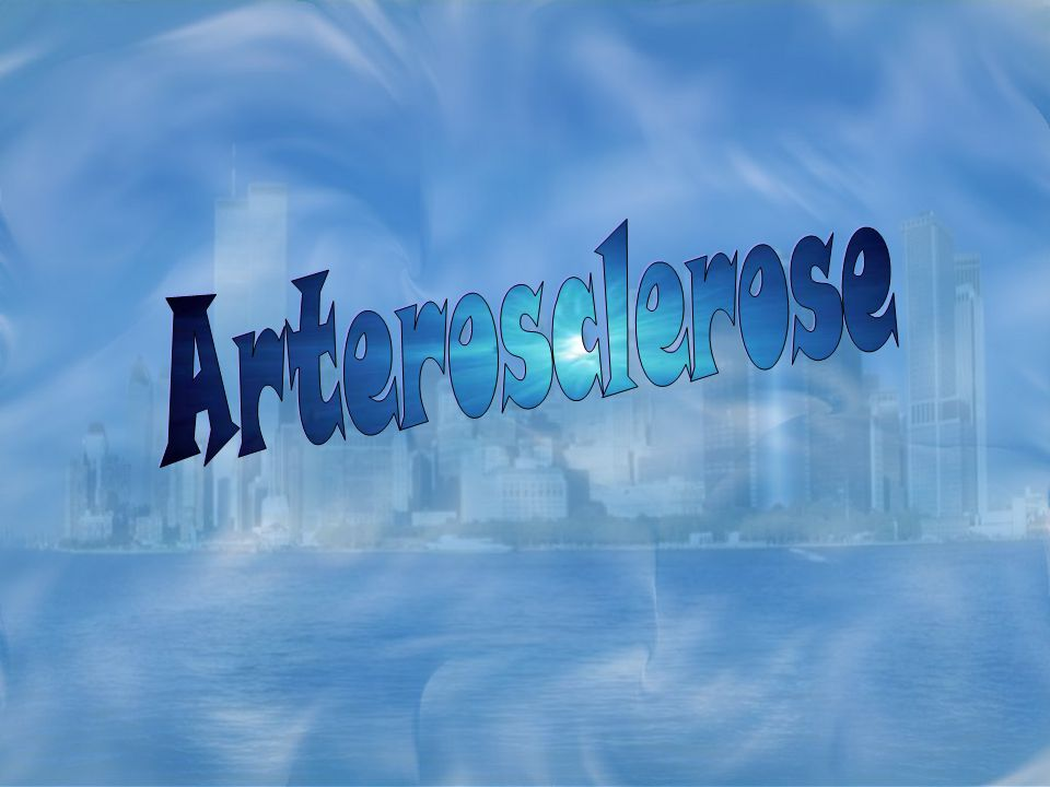 Arterosclerose