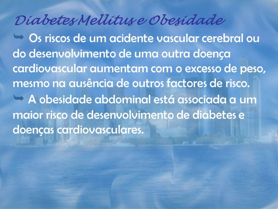 Diabetes Mellitus e Obesidade