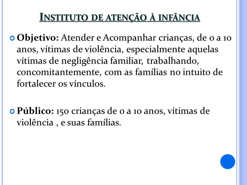 Instituto de atenção à infância