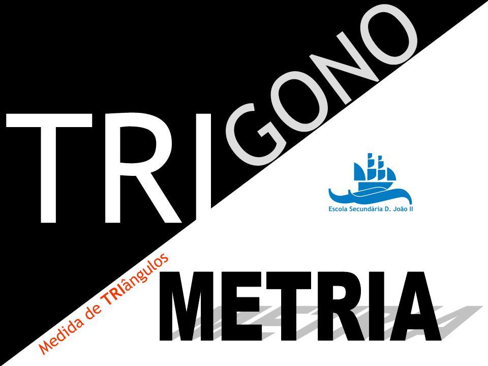GONO TRI Medida de TRIângulos METRIA