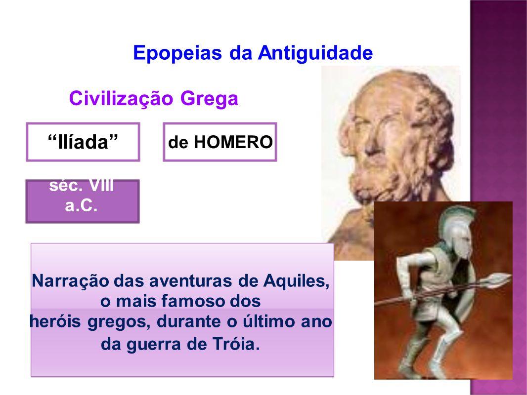 Epopeias da Antiguidade