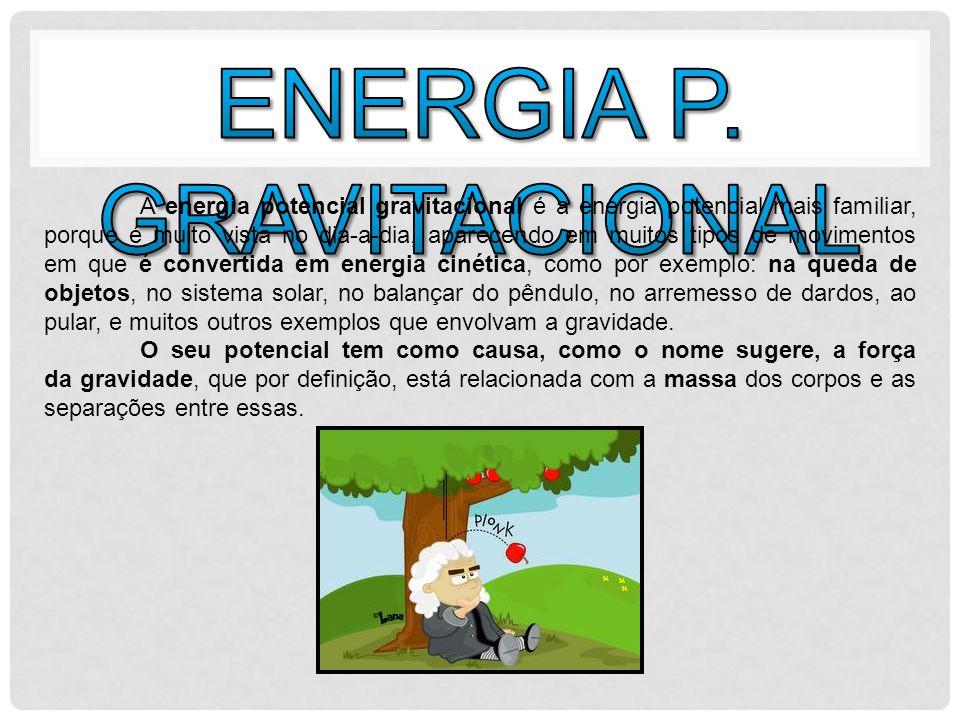 ENERGIA P. GRAVITACIONAL