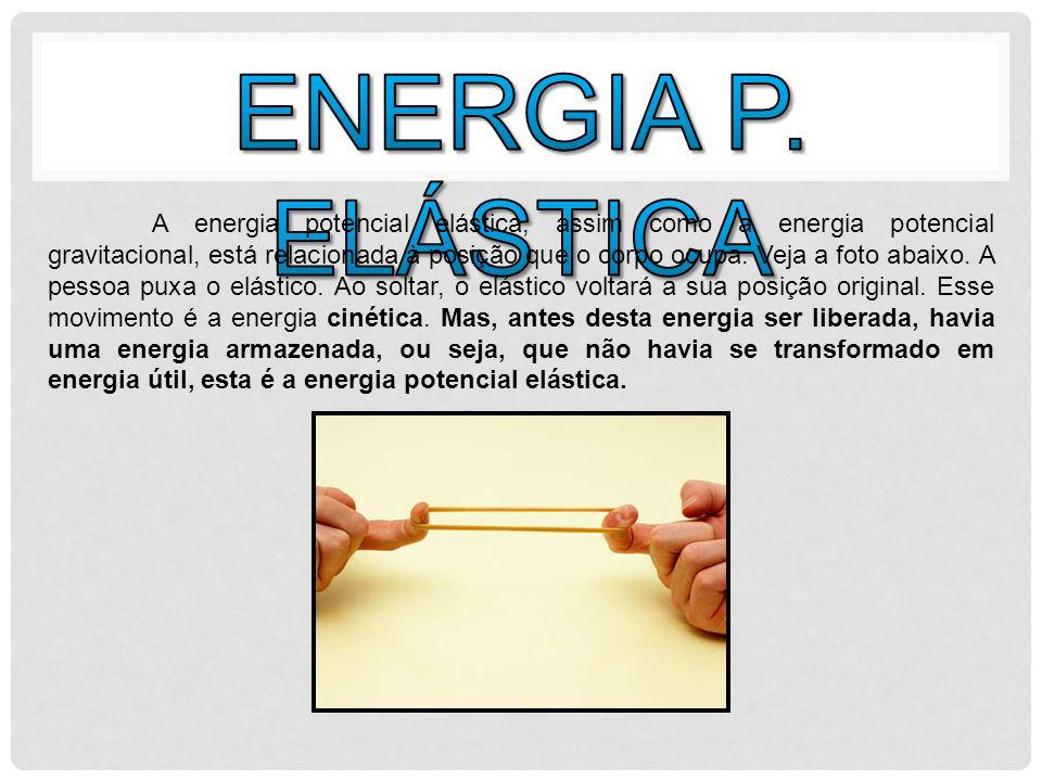 ENERGIA P. ELÁSTICA
