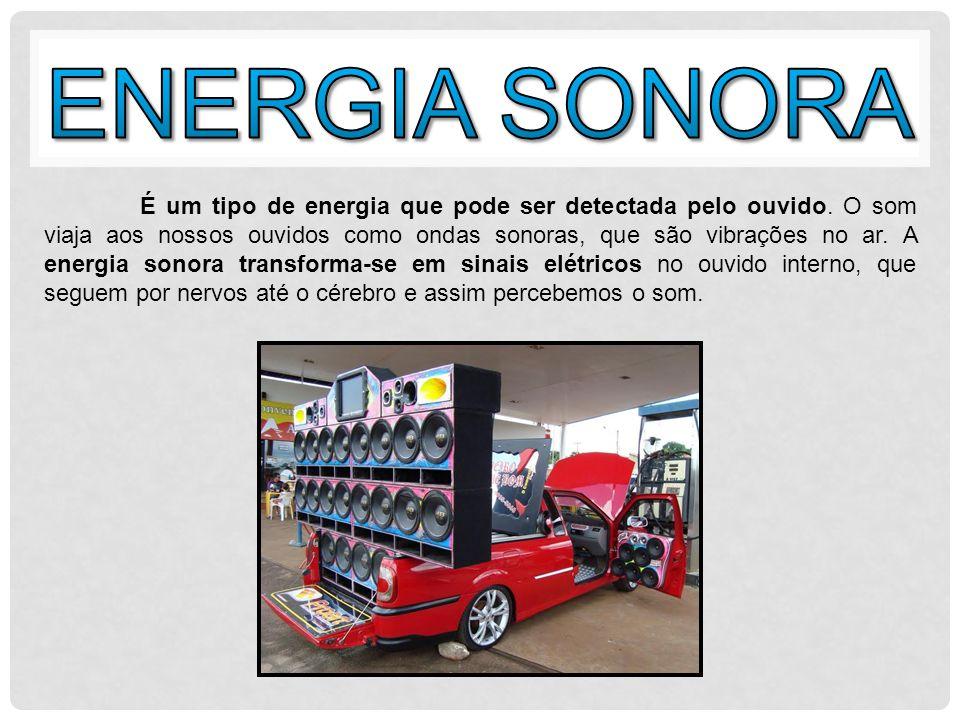ENERGIA SONORA