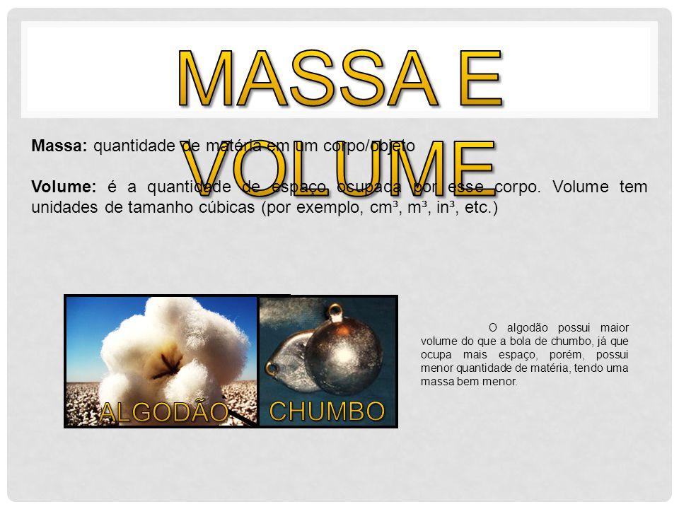 MASSA E VOLUME ALGODÃO CHUMBO