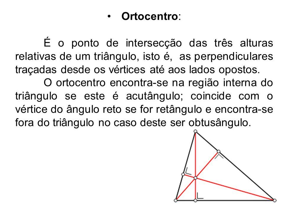 Ortocentro: