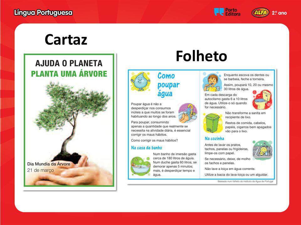 Cartaz Folheto