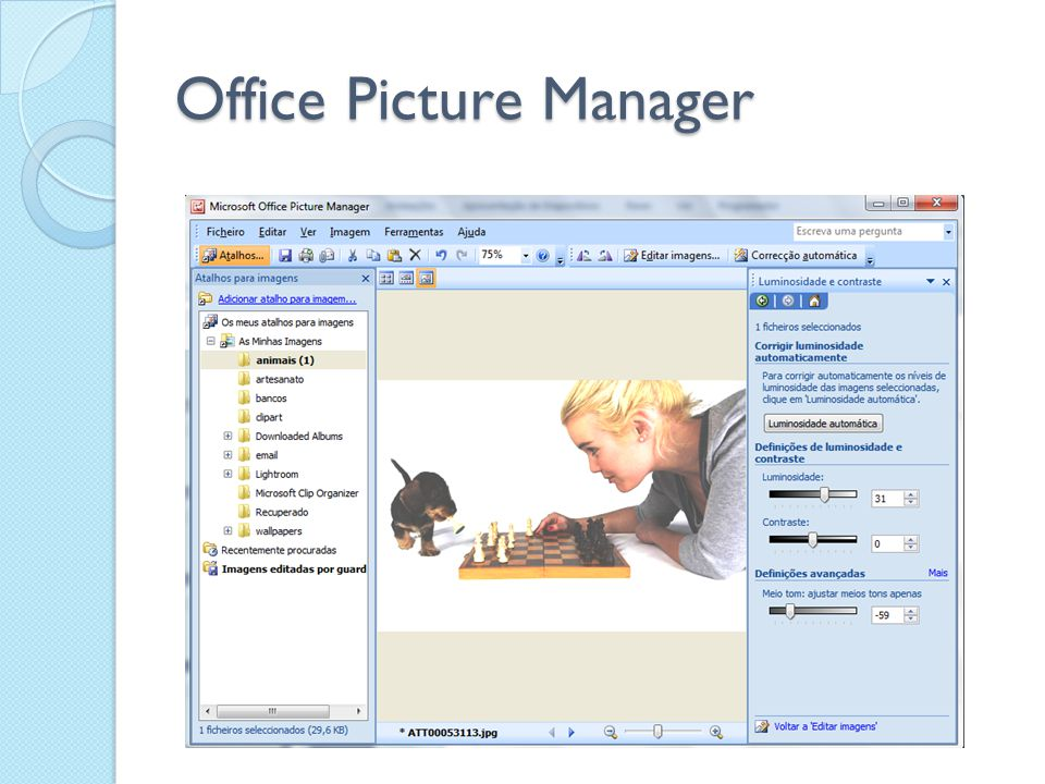 Office Picture Manager