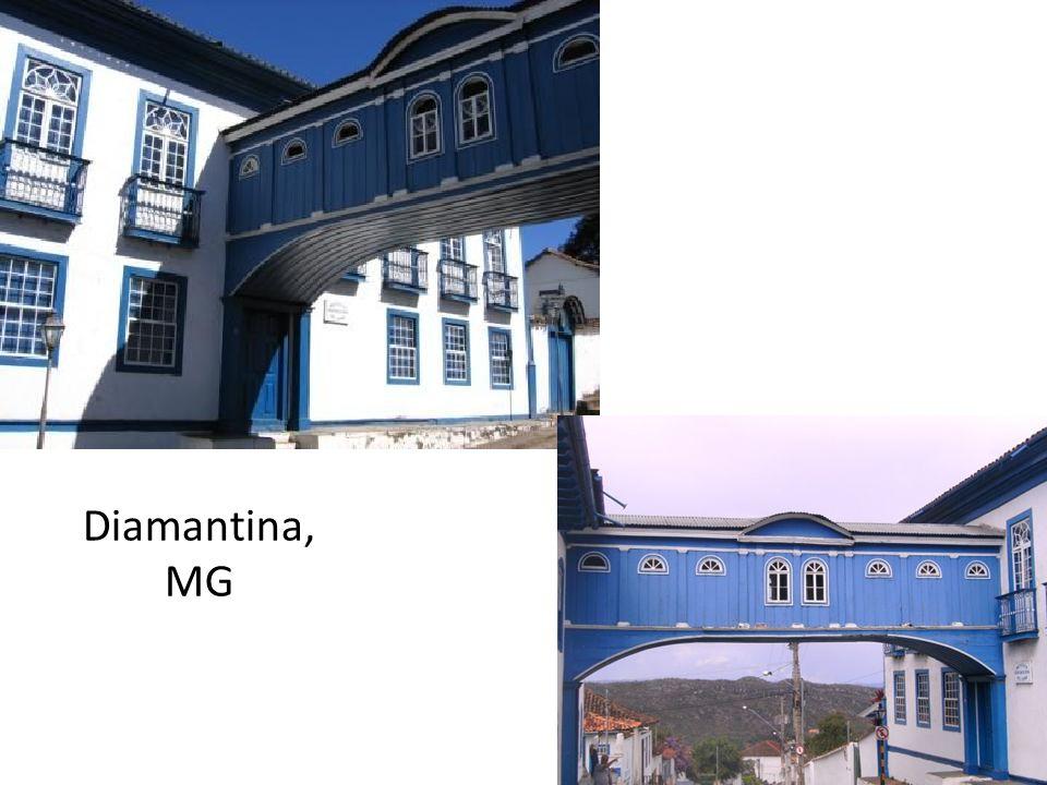 Diamantina, MG
