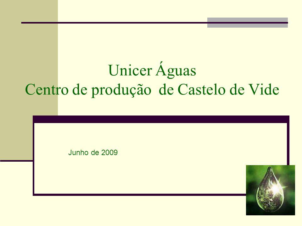 Unicer Águas Centro de produção de Castelo de Vide