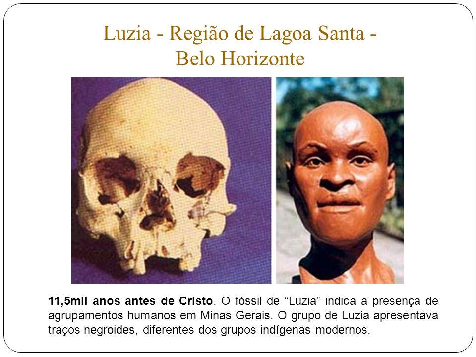 Luzia - Região de Lagoa Santa - Belo Horizonte