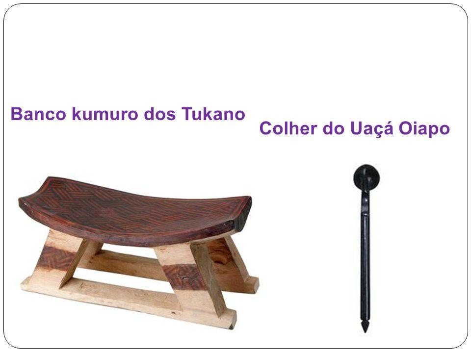 Banco kumuro dos Tukano