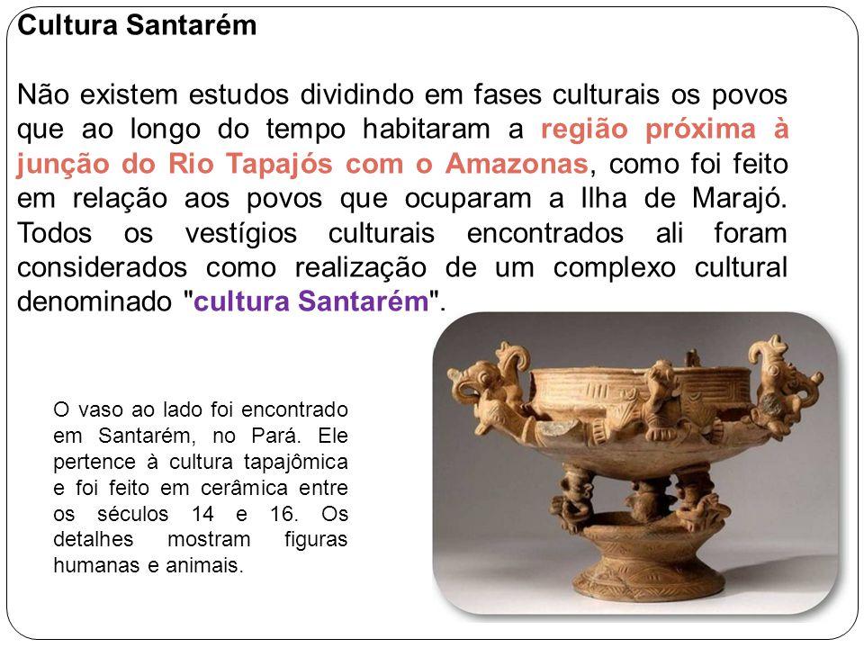 Cultura Santarém