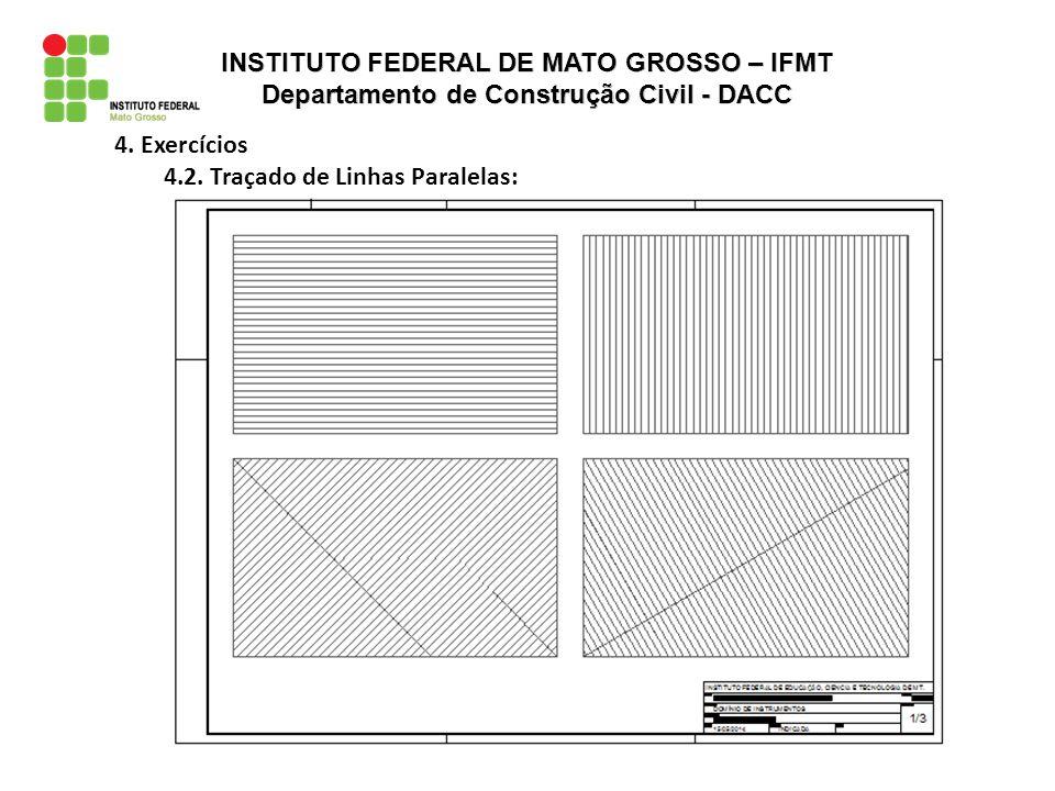 INSTITUTO FEDERAL DE MATO GROSSO – IFMT