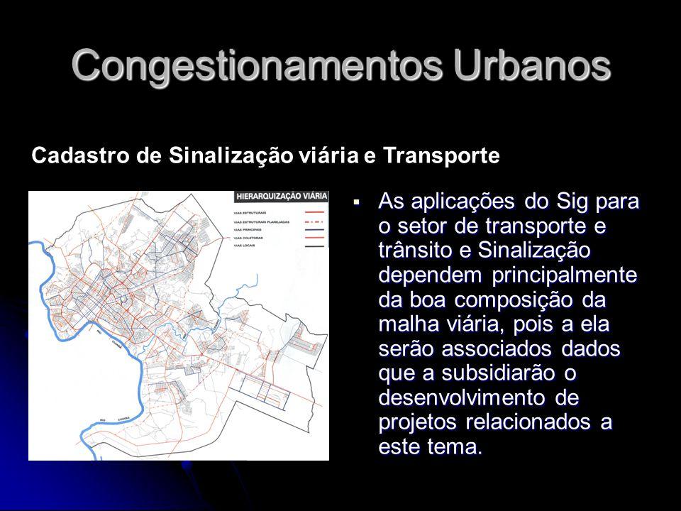 Congestionamentos Urbanos