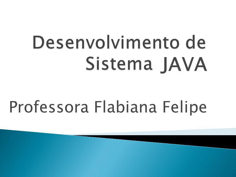 Desenvolvimento de Sistema