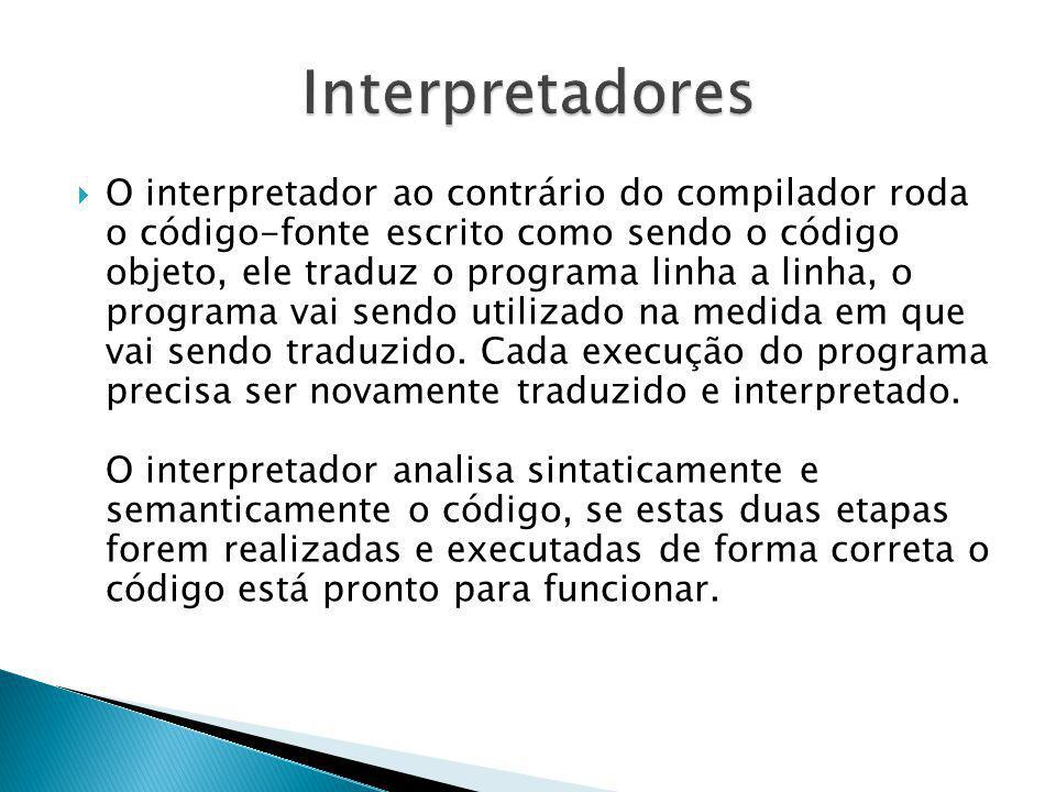 Interpretadores